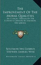 The Improvement of the Moral Qualities