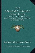 The Standard Orange Song Book the Standard Orange Song Book