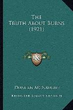 The Truth about Burns (1921)