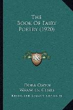 The Book of Fairy Poetry (1920)