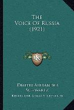 The Voice of Russia (1921)
