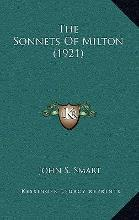 The Sonnets of Milton (1921)