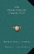 The Principles of Canon 1127