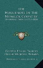 The Huguenots in the Nipmuck Country
