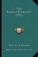 The Realm of Reality (1922)