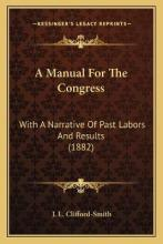 A Manual for the Congress