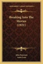 Breaking Into the Movies (1921)