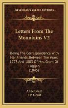 Letters from the Mountains V2