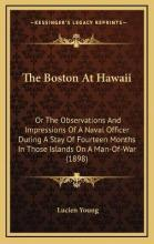 The Boston at Hawaii