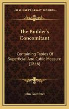 The Builder's Concomitant