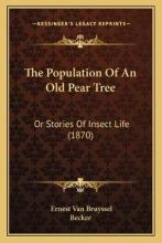 The Population of an Old Pear Tree