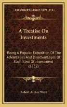 A Treatise on Investments