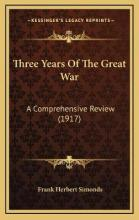 Three Years of the Great War