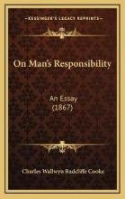 On Man's Responsibility