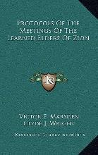 Protocols of the Meetings of the Learned Elders of Zion