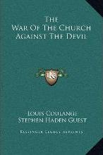 The War of the Church Against the Devil