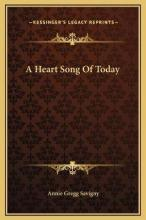 A Heart Song of Today