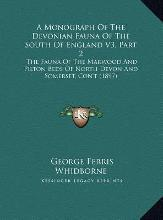 A Monograph of the Devonian Fauna of the South of England V3, Part 2