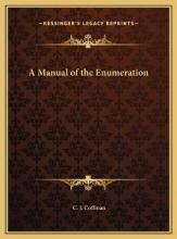 A Manual of the Enumeration