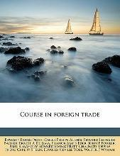 Course in Foreign Trade