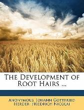 The Development of Root Hairs ...