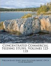 Concentrated Commercial Feeding Stuffs, Volumes 123-135