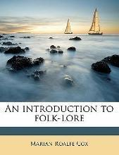 An Introduction to Folk-Lore