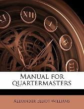 Manual for Quartermasters