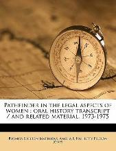 Pathfinder in the Legal Aspects of Women