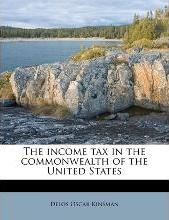 The Income Tax in the Commonwealth of the United States