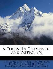 A Course in Citizenship and Patriotism