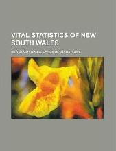 Vital Statistics of New South Wales