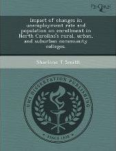 Impact of Changes in Unemployment Rate and Population on Enrollment in North Carolina's Rural