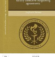 Distance Education Terms in Faculty Collective Bargaining Agreements