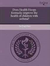 Does Health Hoops Kentucky Improve the Health of Children with Asthma?