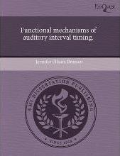 Functional Mechanisms of Auditory Interval Timing
