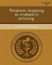 Response Mapping in Evaluative Priming