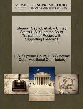 Steamer Capitol, et al. V. United States U.S. Supreme Court Transcript of Record with Supporting Pleadings