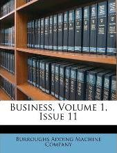 Business, Volume 1, Issue 11