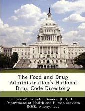 The Food and Drug Administration's National Drug Code Directory