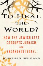 To Heal the World?
