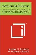 State Letters of Assyria
