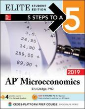 5 Steps to a 5: AP Microeconomics 2019 Elite Student Edition