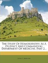 The Study of Homoeopathy