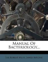 Manual of Bacteriology...