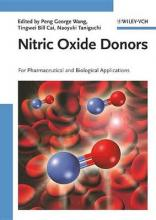 Nitric Oxide Donors: For Pharmaceutical and Biological Applications