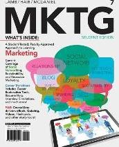 MKTG 7 (with CourseMate with Career Transitions Printed Access Card)