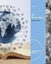 The World of Words, International Edition