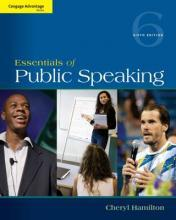 Cengage Advantage Series: Essentials of Public Speaking