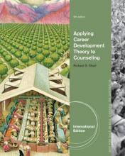 Applying Career Development Theory to Counseling, International Edition